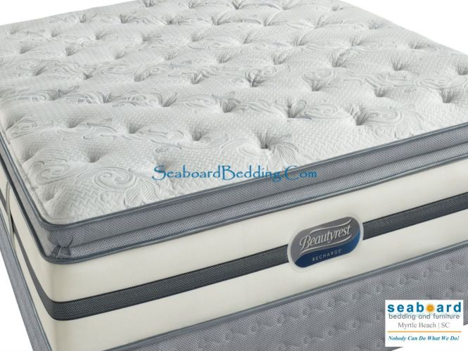 Calgary Plush Pillow Top By Simmons Recharge
