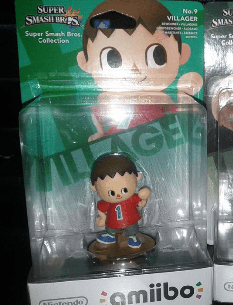 Villager Amiibo Restock Animal crossing and Video games