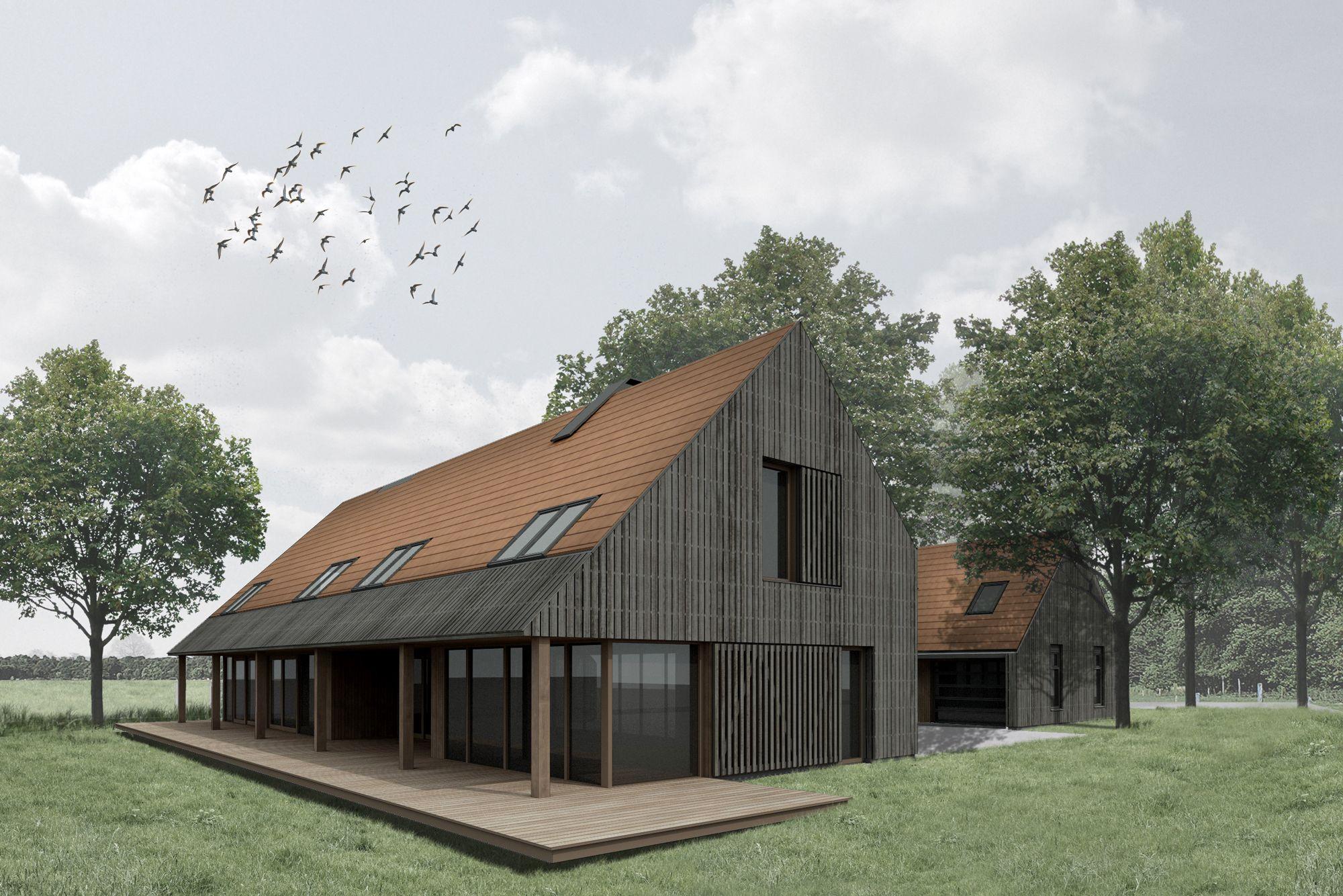 201219 Schuurwoning ARCHITECTUURSTUDIO SKA Huis