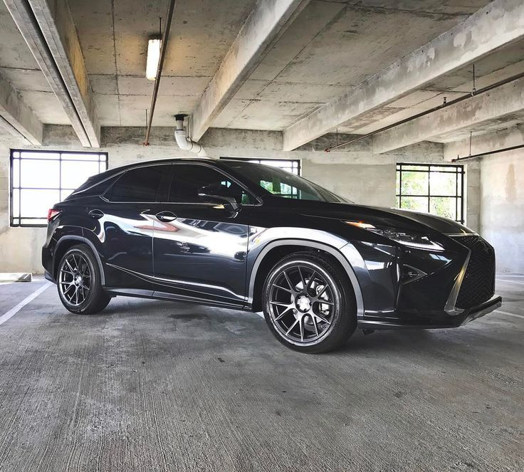 "Cool Lexus 2017 VOSSEN WHEELS on Instagram ""Lexus RX 350"