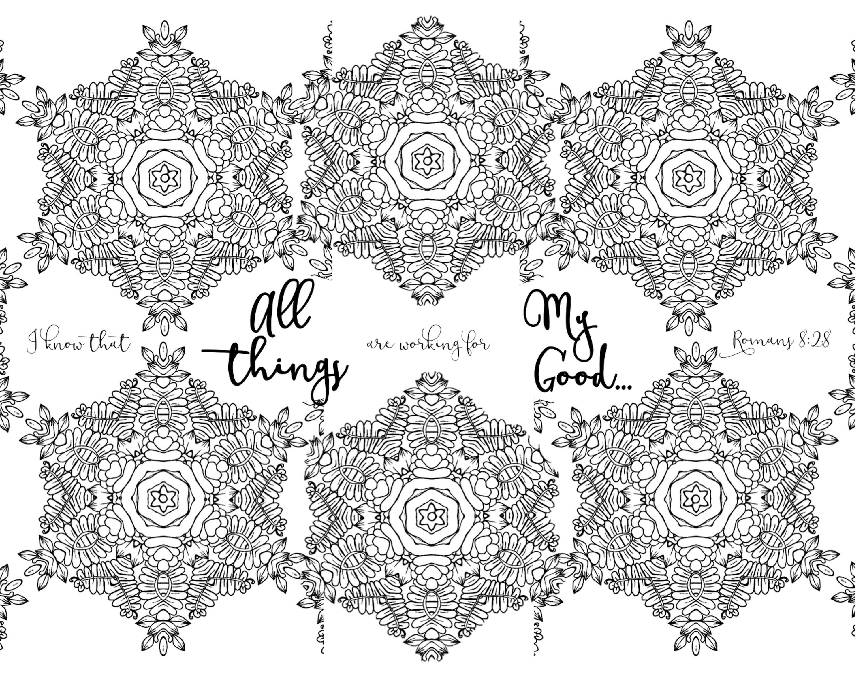 Adult Coloring Pages Adult Coloring Book Bible Journaling Color