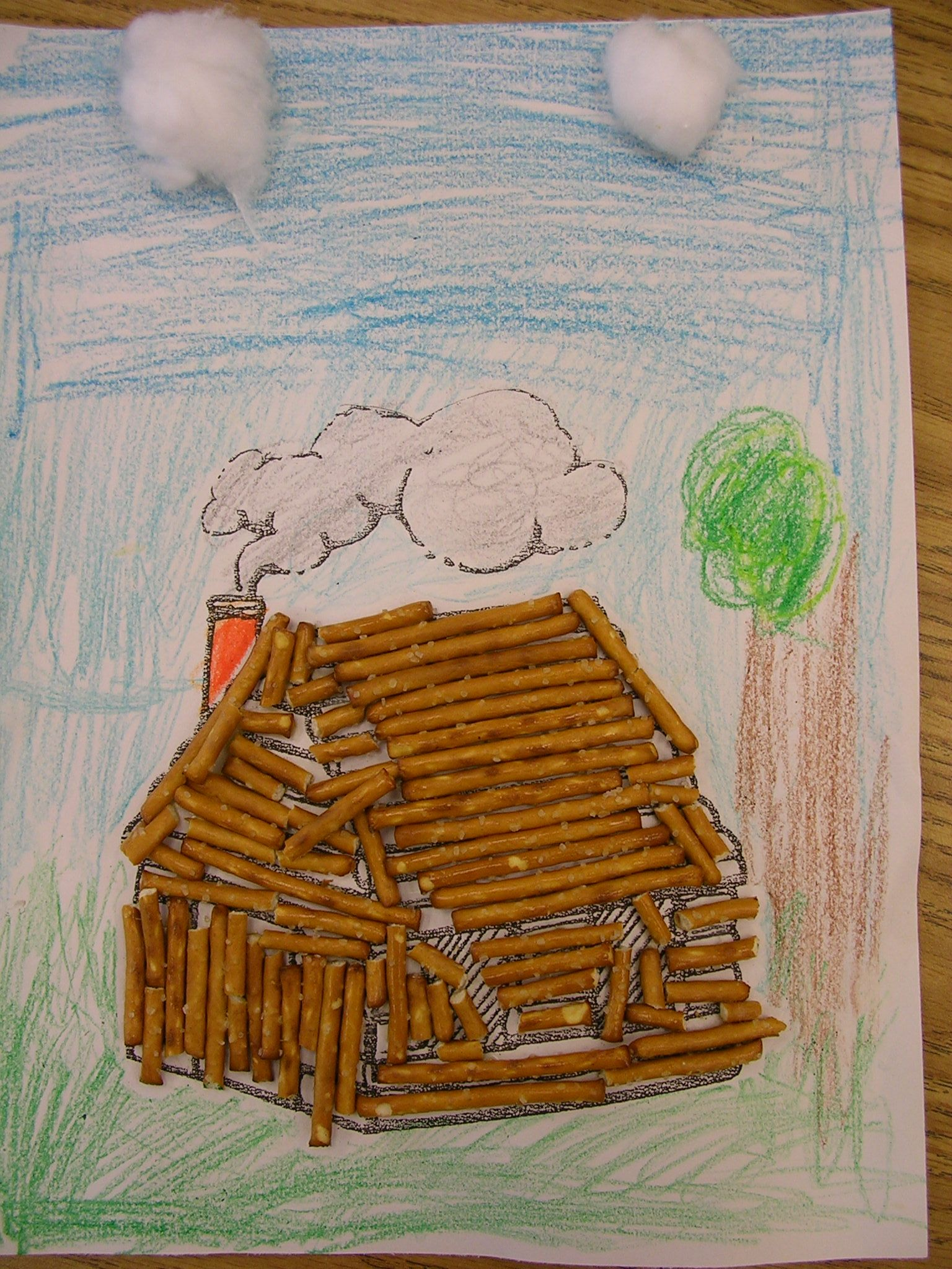 Studying Abraham Lincoln Create Sheet With Lincoln Facts Or Make A Poster With Cabin At