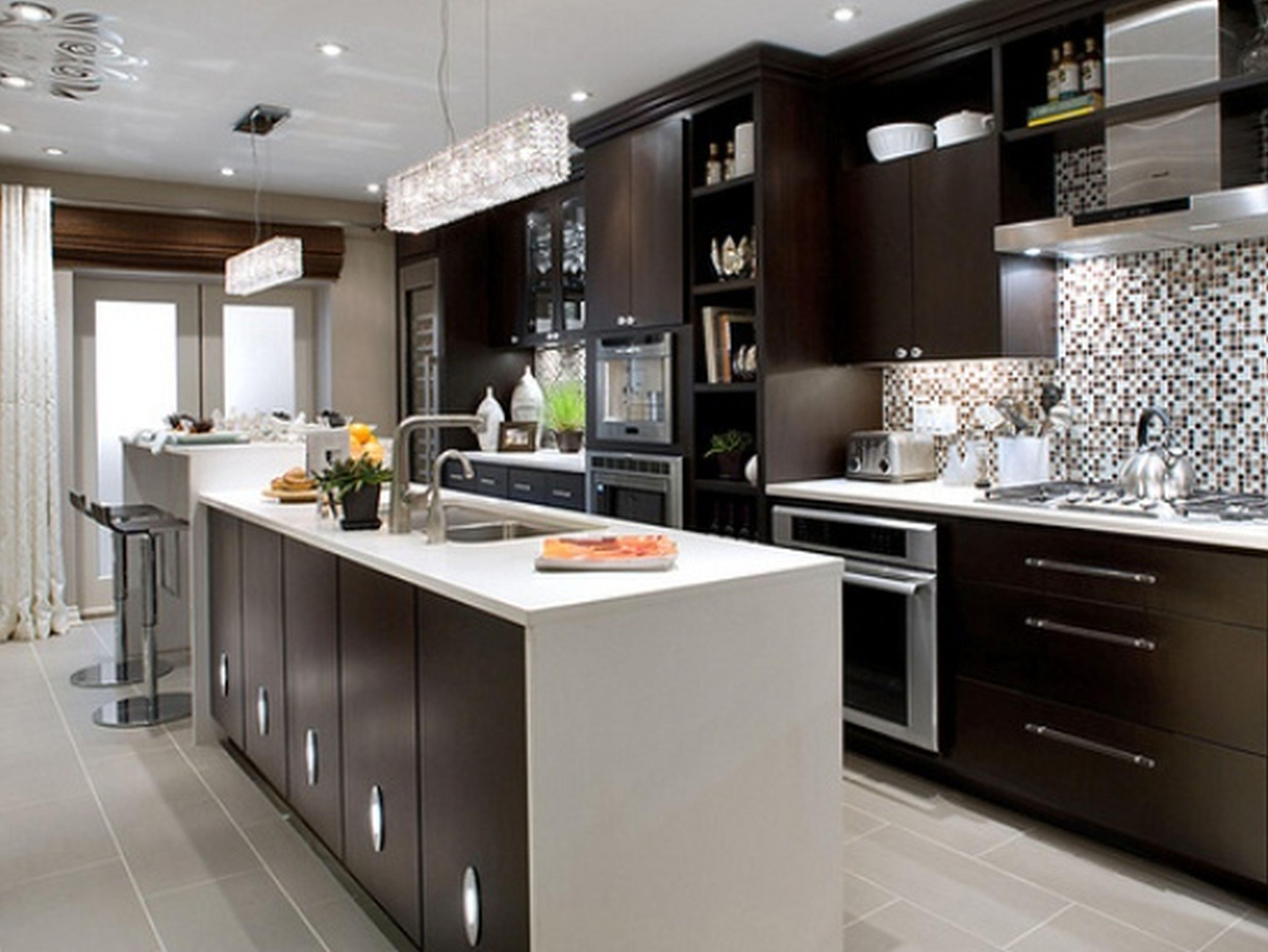 Modern Decorating Ideas For Kitchens Modern Kitchen Design