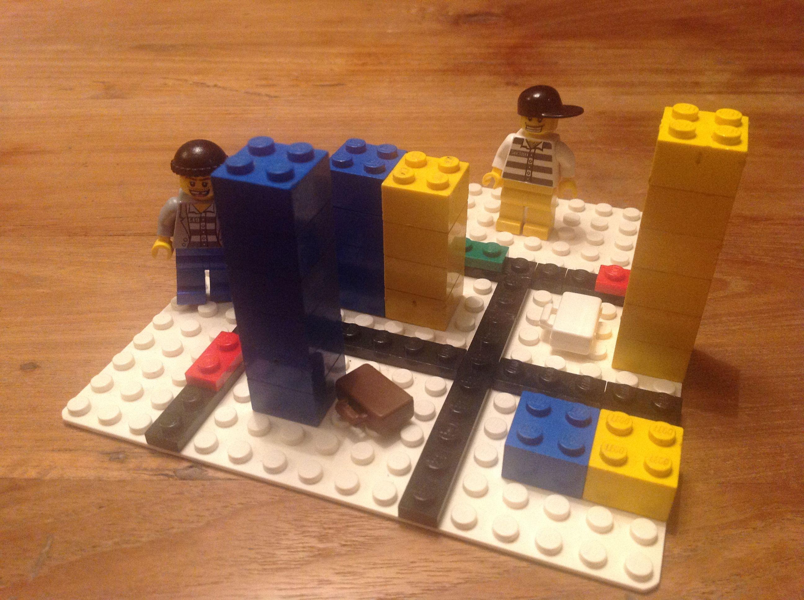 Lego Kun Je Gebruiken Om Allerlei Begrippen Te Visualiseren