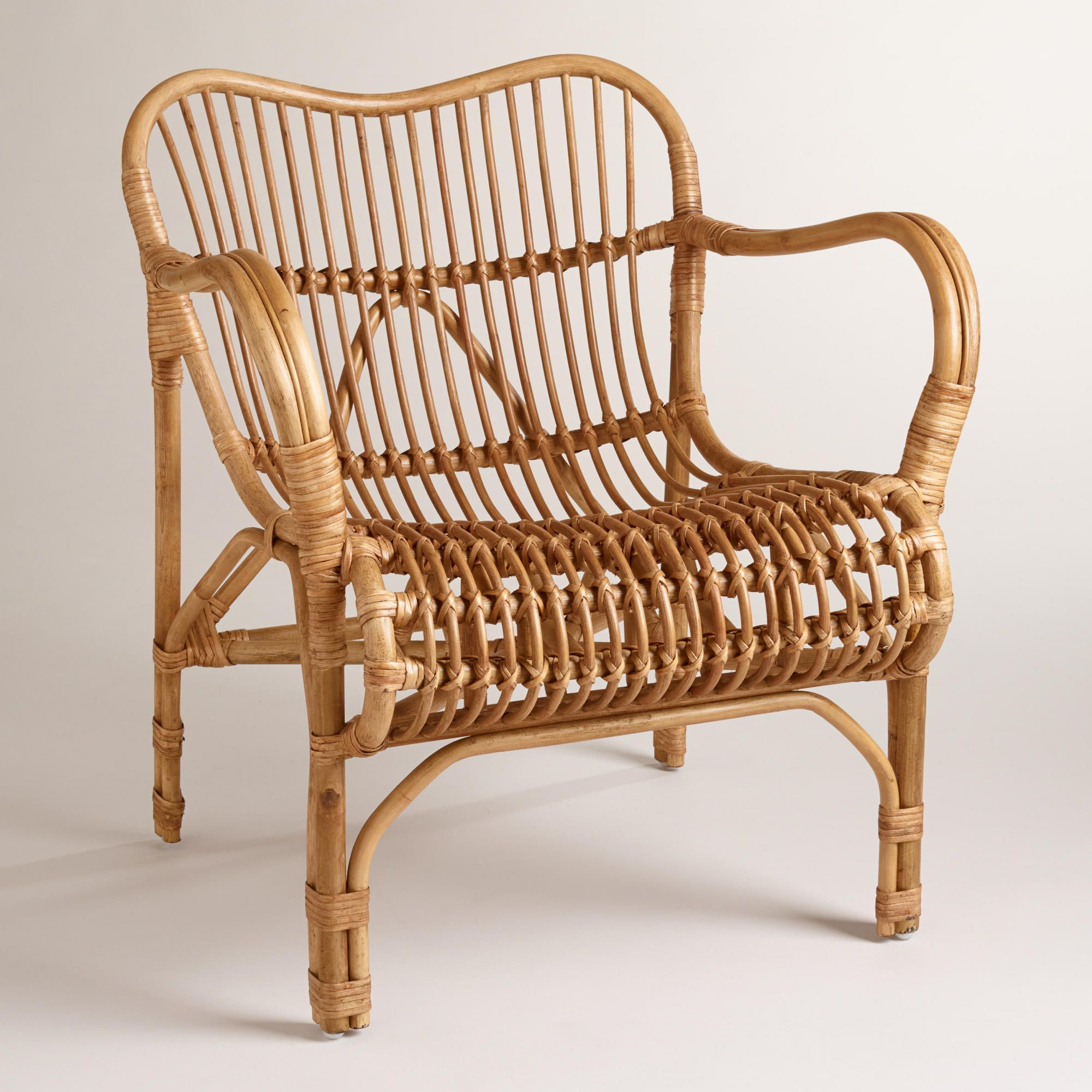 Rattan Cole Chair World market, Chairs and World