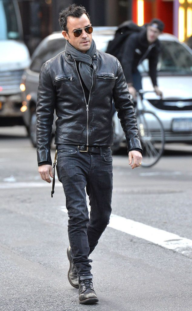Justin Theroux from The Big Picture Today's Hot Pics