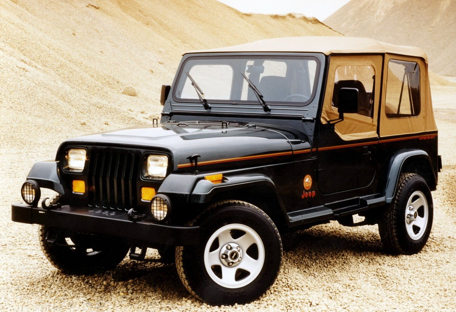 1991 to 1995 Jeep Wrangler YJ SUVs For Sale 1991 and 1995