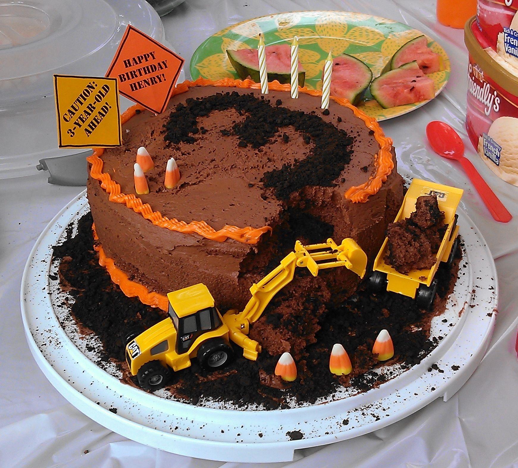3 year old cake Jackson Pinterest Cake