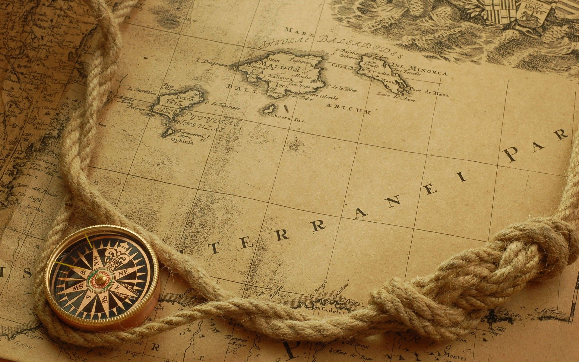 1920x1200 old map desktop pc and mac wallpaper | picture