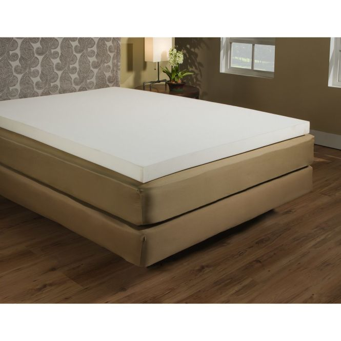 Independent Sleep 3 Memory Foam Mattress Topper