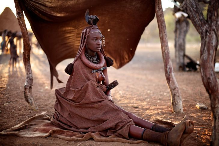Image result for Namibia people girls