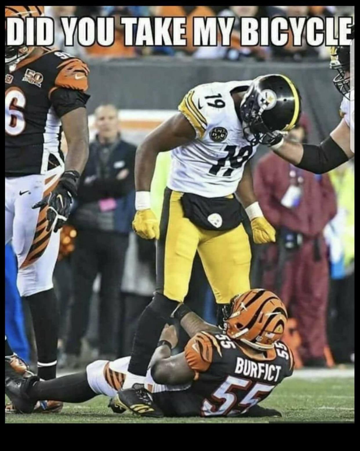 19 JuJu SmithSchuster Pittsburgh Steelers steelers