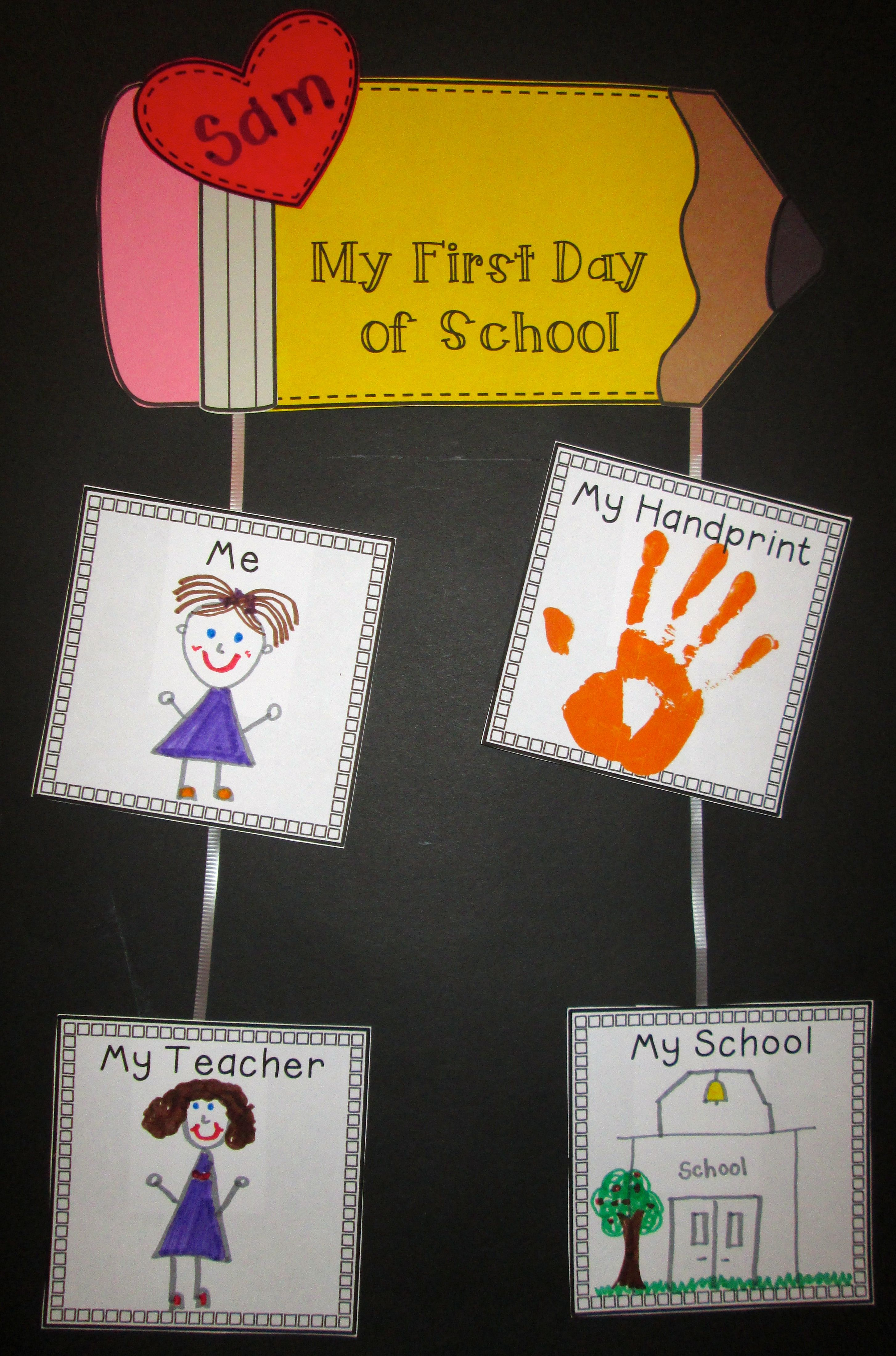 Back To School Centers Printables Amp Craftivities Aligned
