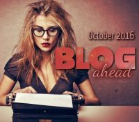 Blog Ahead: October 2016 Sign Up