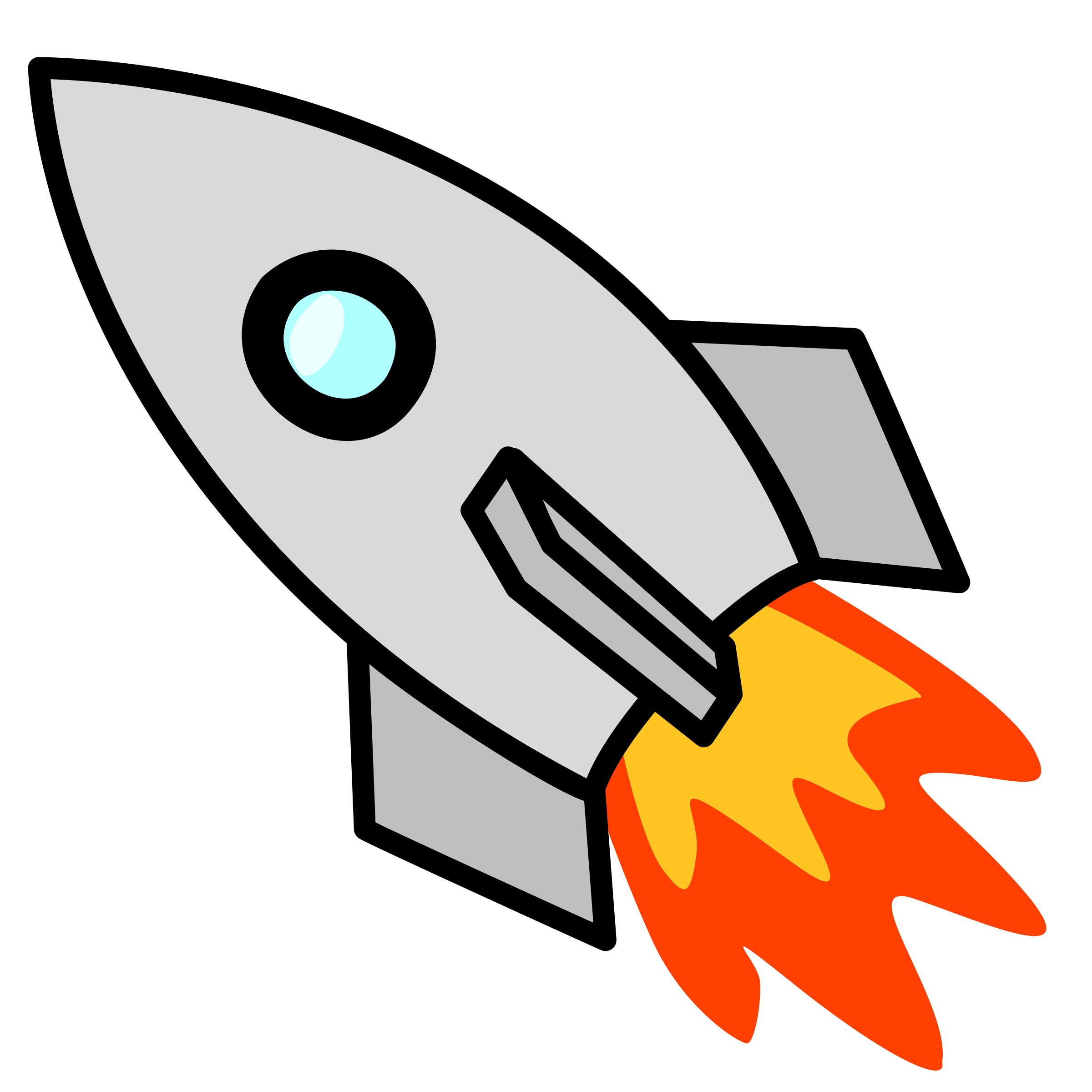 Images For > Cute Rocket Clipart Personal space camp