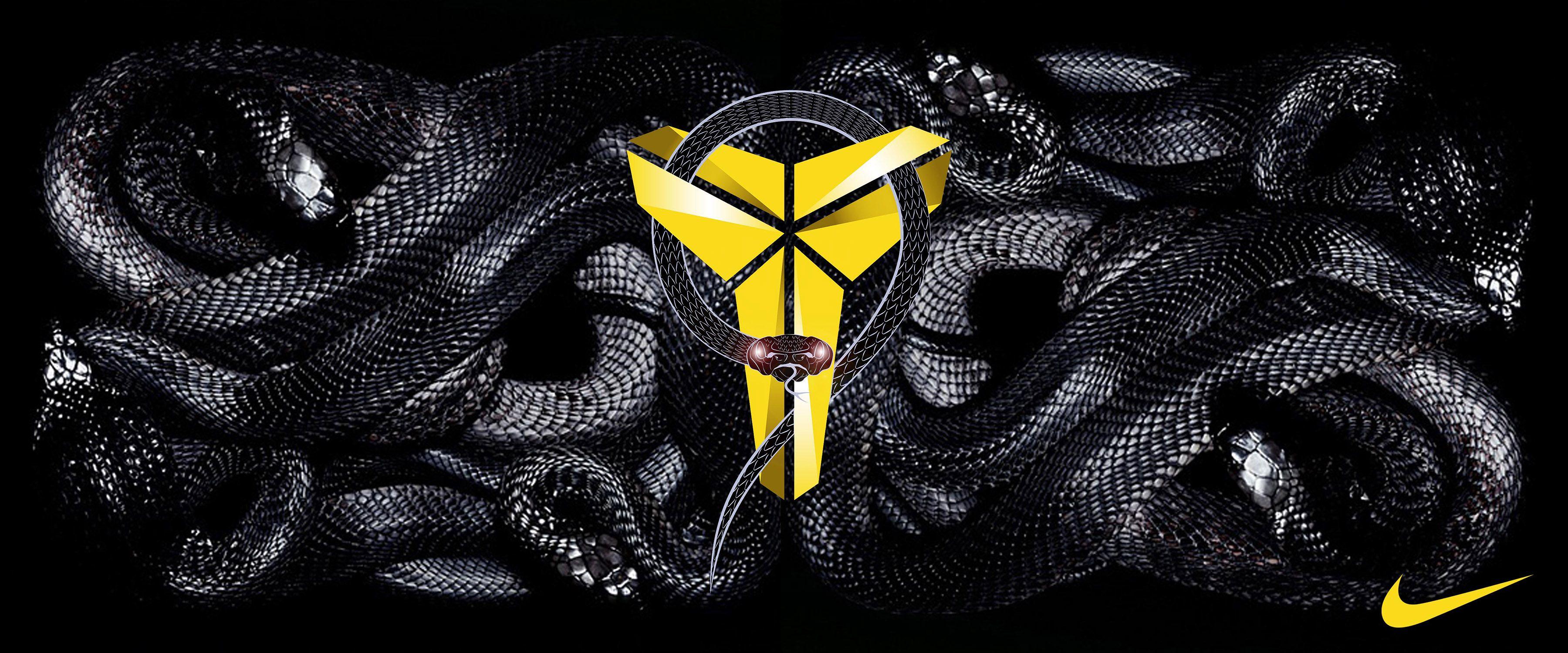 LA Lakers Kobe Bryant, Black Mamba LA Lakers