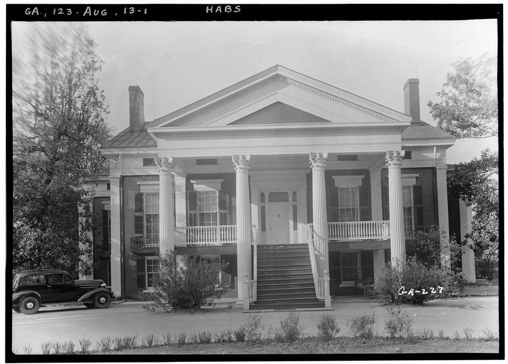 ReidJonesCarpenter House, 2249 Walton Way, Augusta