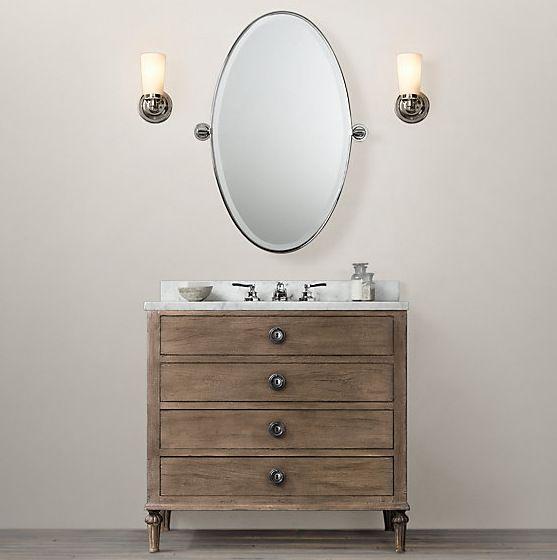 selecting a bathroom vanity | designspeak | design decoded: advice
