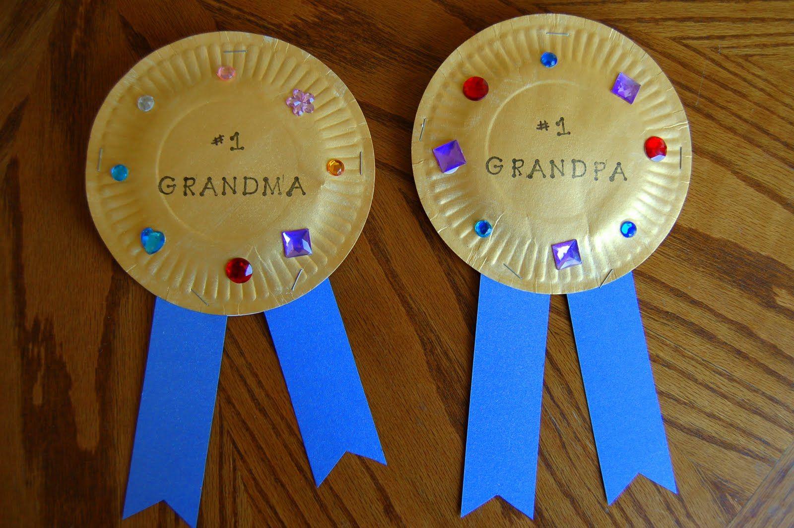 Grandparents Day Worksheet