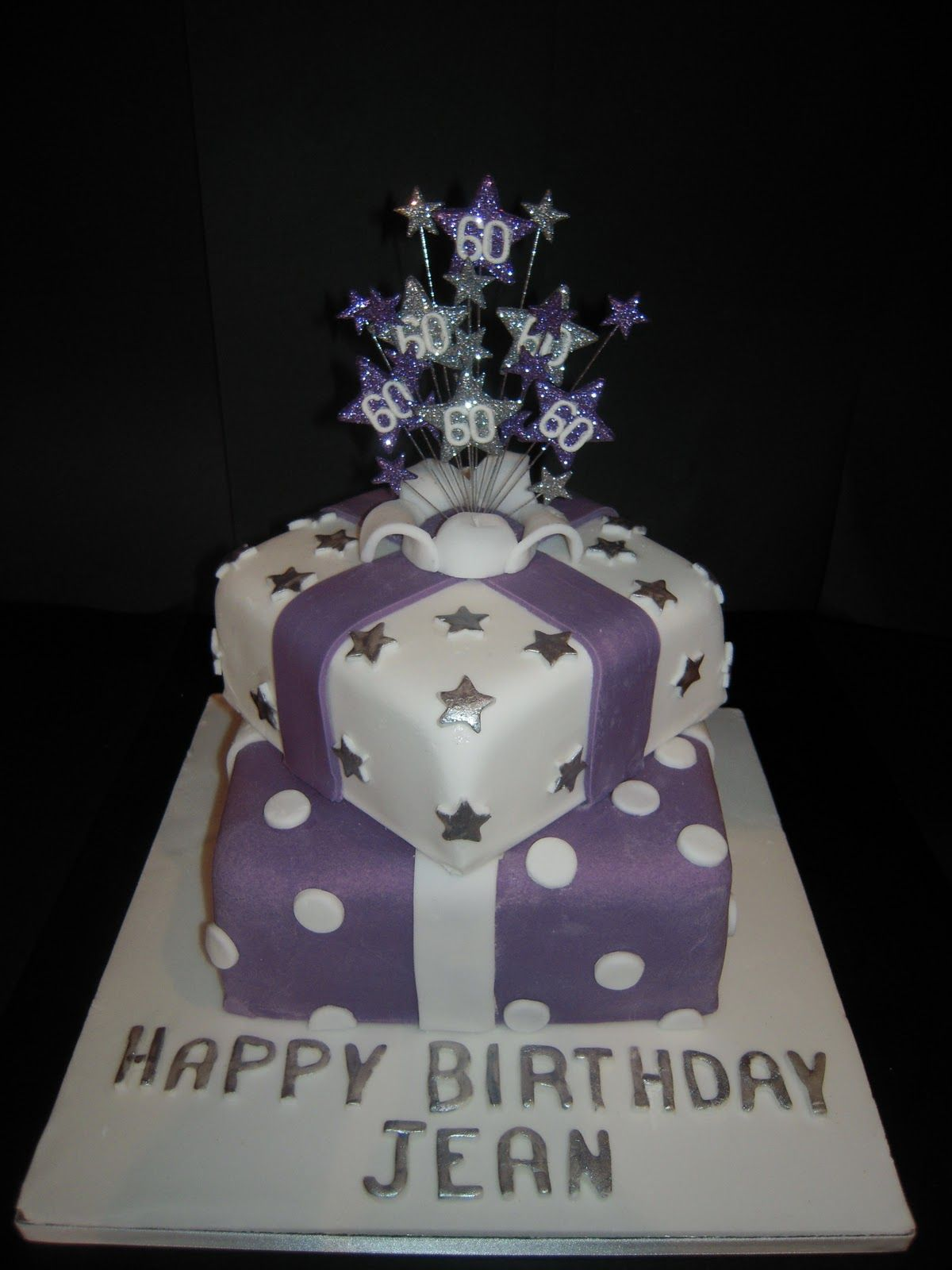 Birthday Cake Pictures 60th