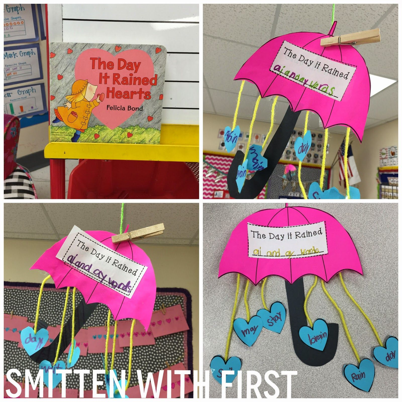 Ai Ay Vowel Team Read Aloud And Craft Craft By Across The