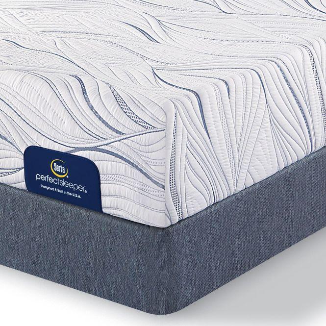 Serta Perfect Sleeper Harold Hill Cushion Firm King Mattress