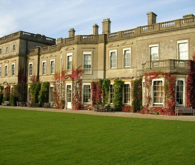 Th Century Mansion Built Of Bath Stone With Italianate Alterations Public Domain
