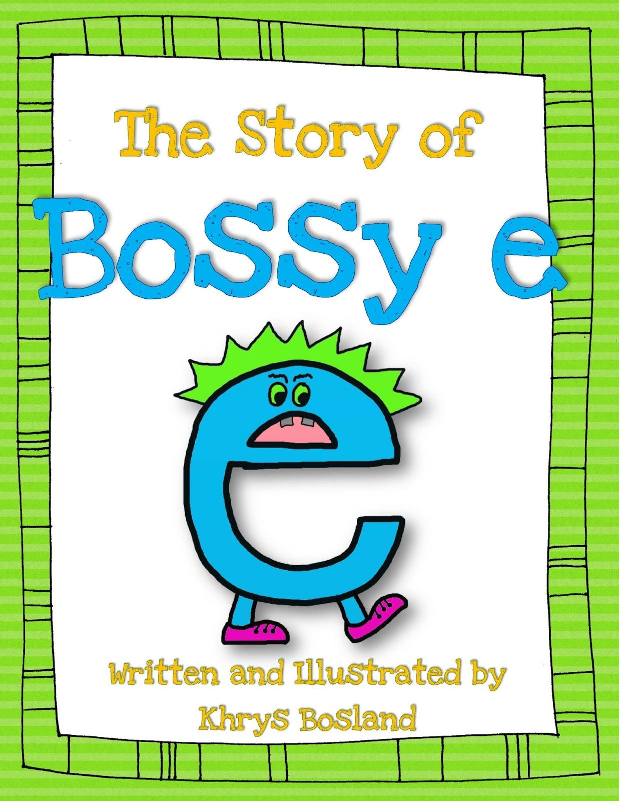 The Story Of Bossy E