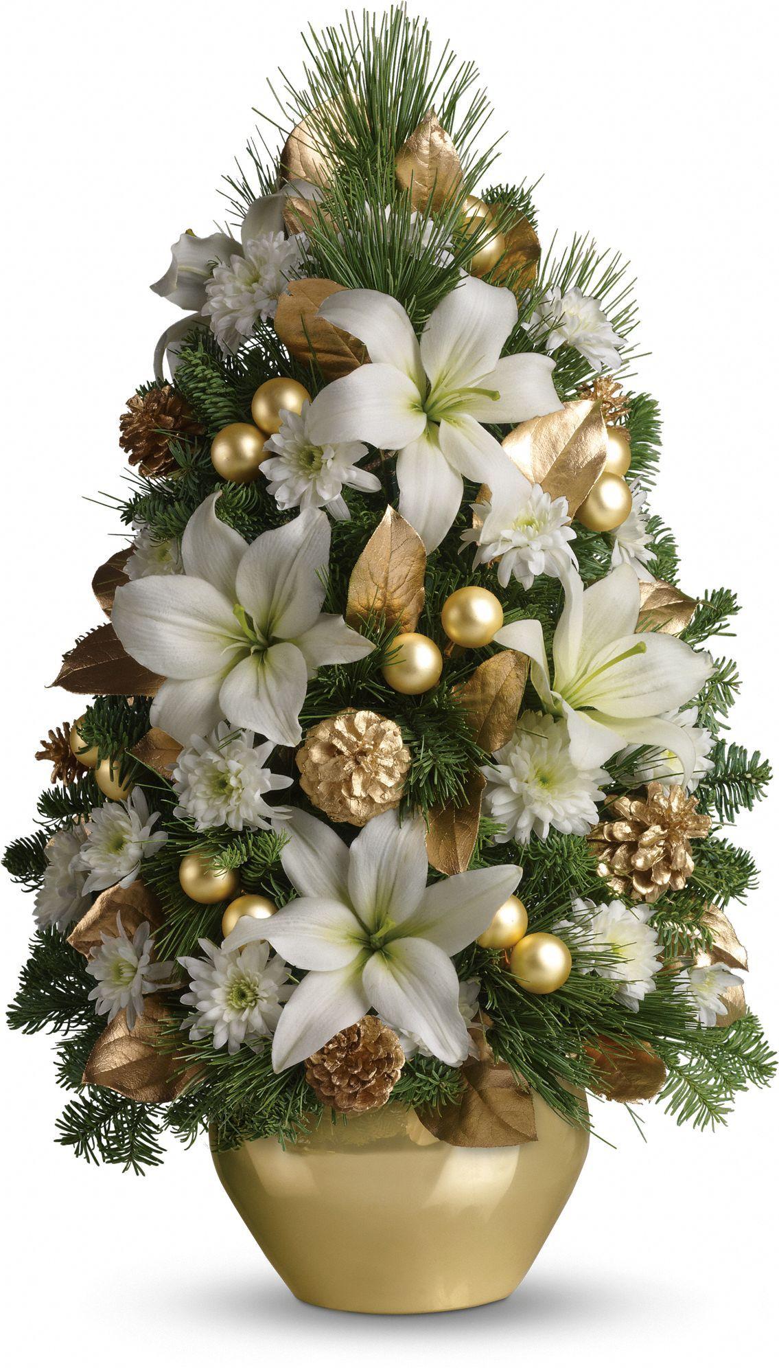 Celebration Tree Floral Arrangements Pinterest