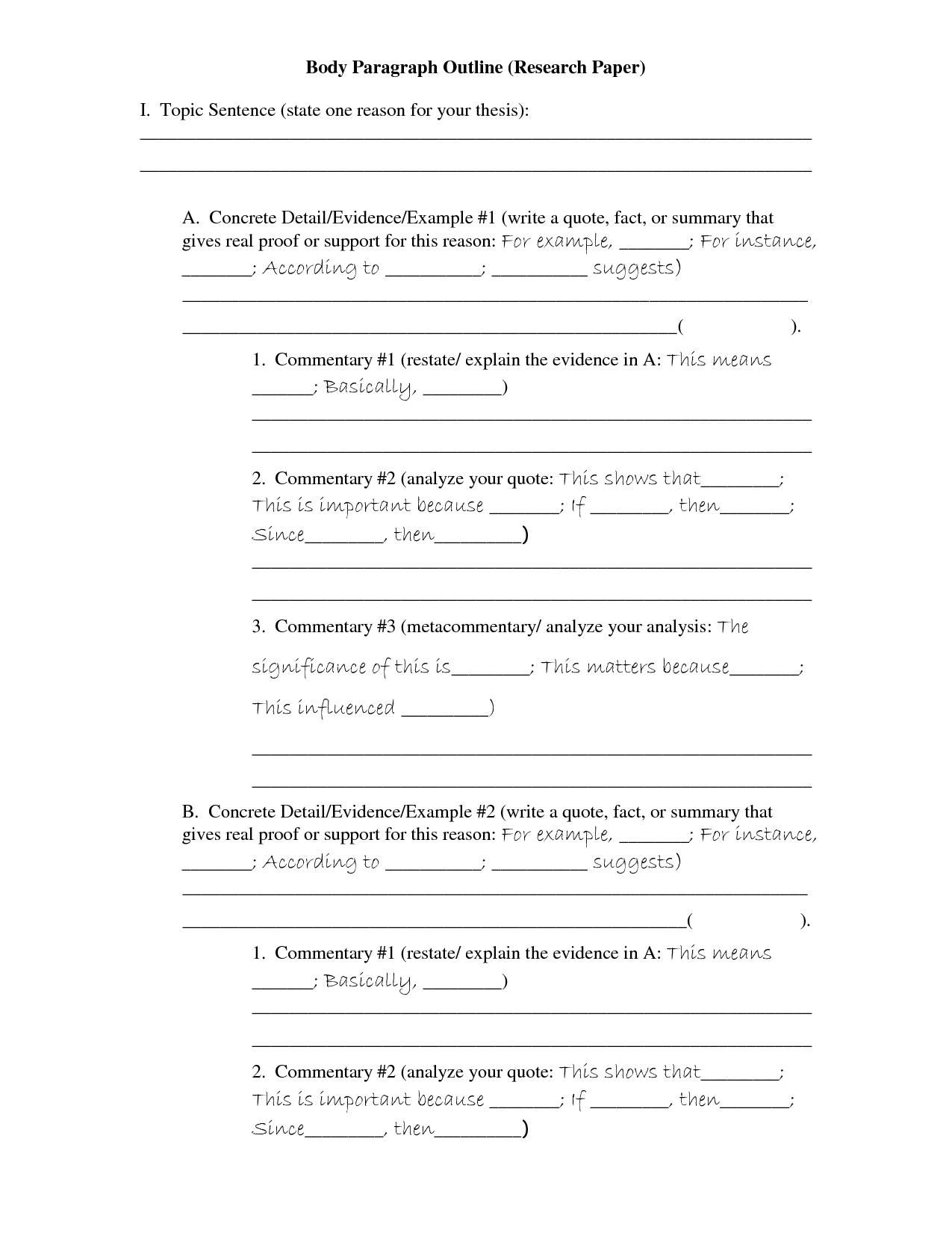 Research Proposal Helper