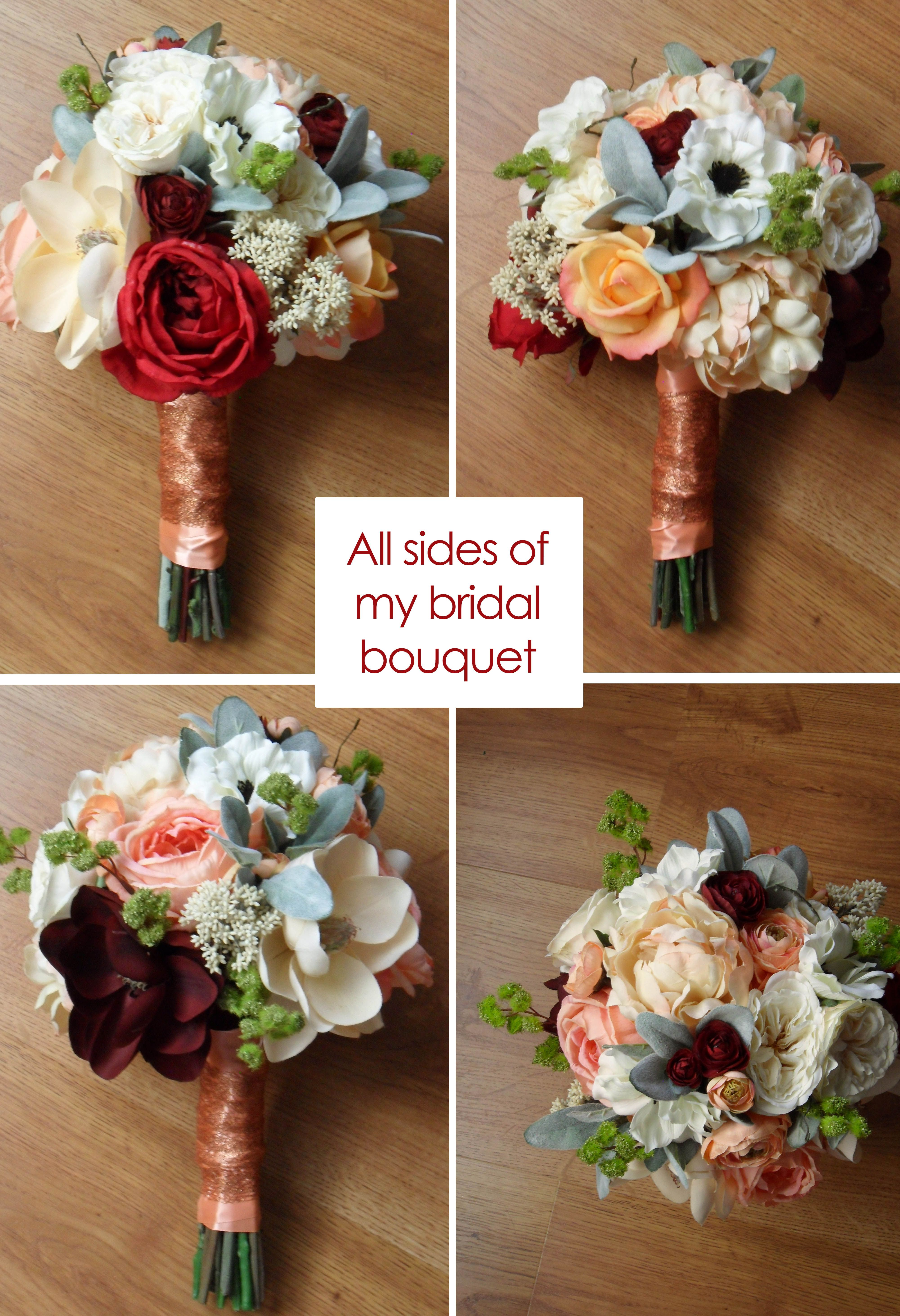 How to Make Your Own Bouquet for the Big Day Wedding