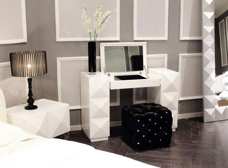 11 stunning modern bedroom vanity sets image inspirations | modern