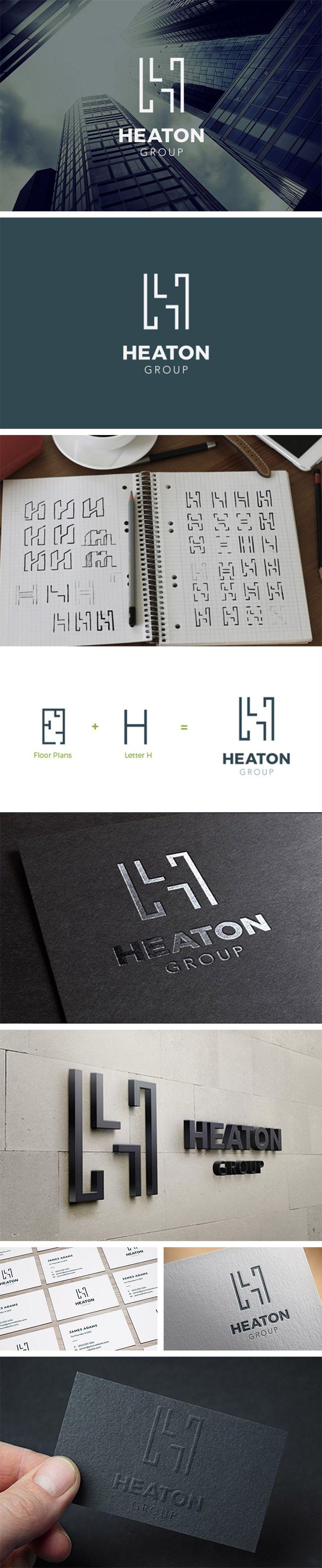 Logo Design Real Estate, Brand Identity Property