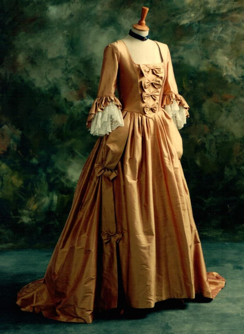 Throw Back Thursday A Return to Colorful Wedding Gowns