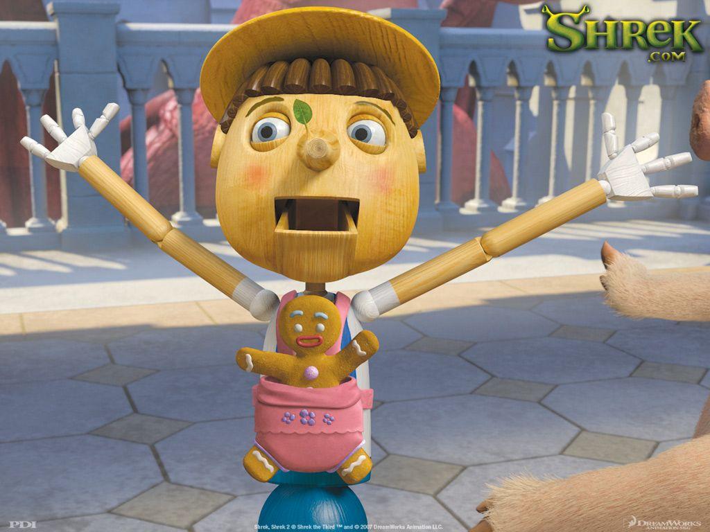 Images For > Pinocchio Shrek Pinocchio Costume