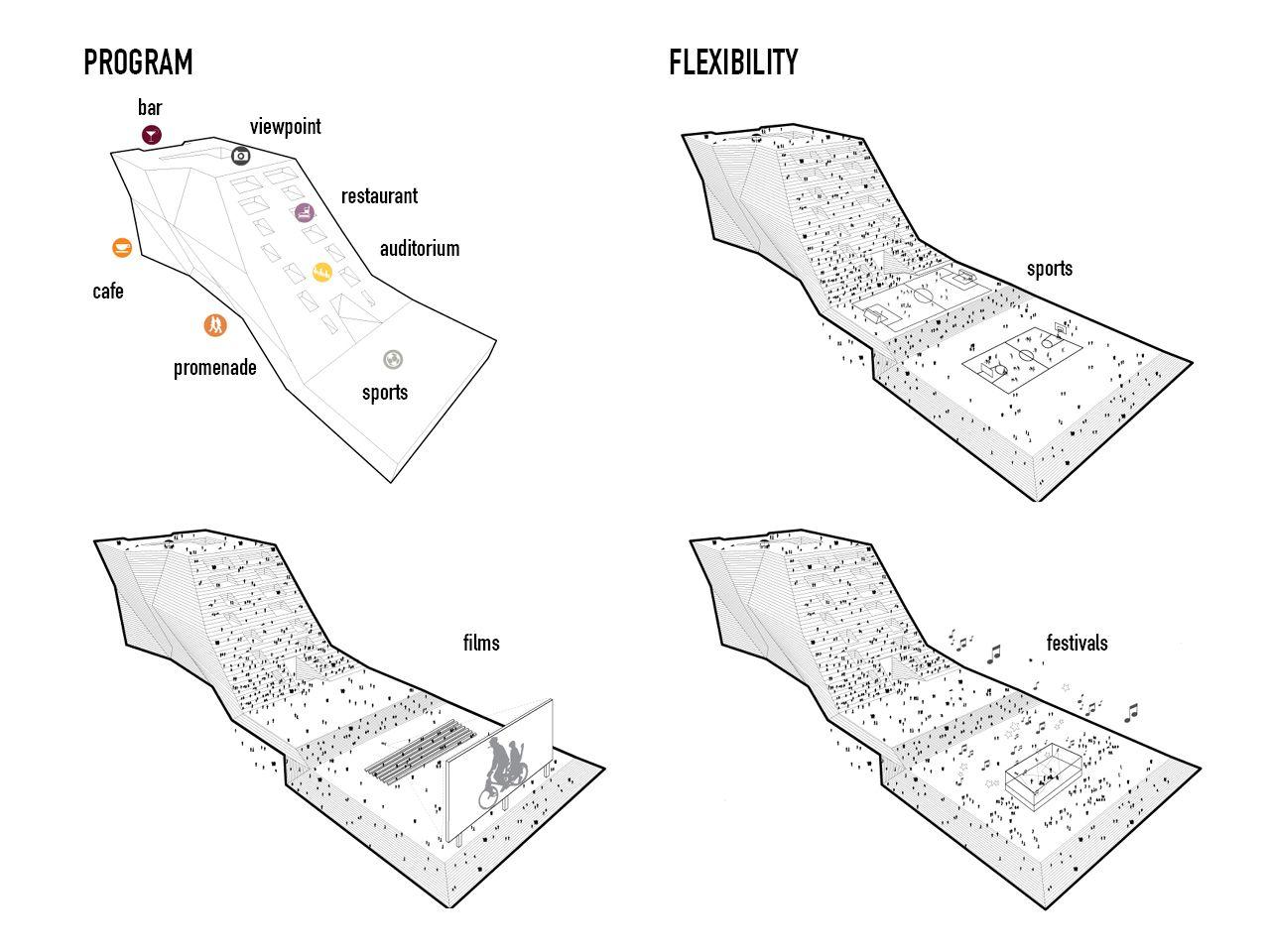 Archspace Fabriciomora Mvrdv Great Diagrams