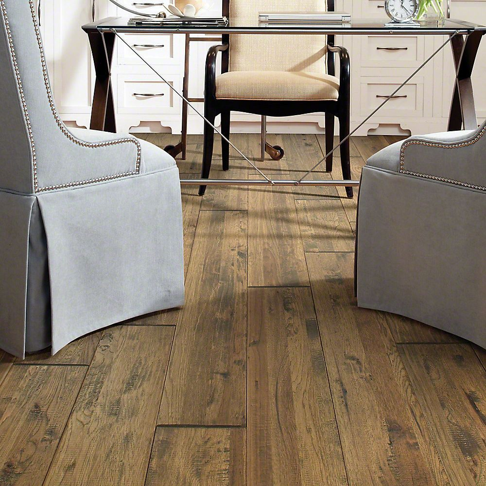 "Rio Grande 8"" Solid Hickory Hardwood Flooring in Grandview"