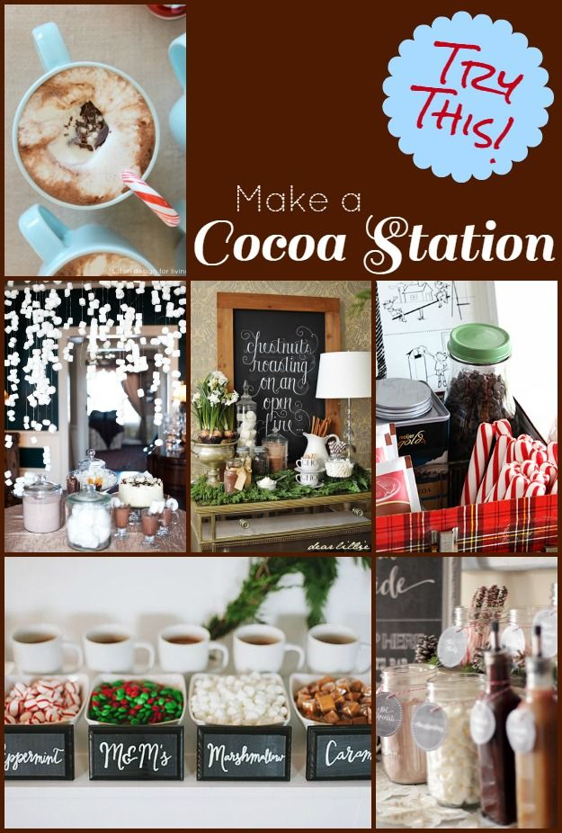Best 25 Hot Cocoa Bar Ideas On Pinterest Cocoa Bar Hot