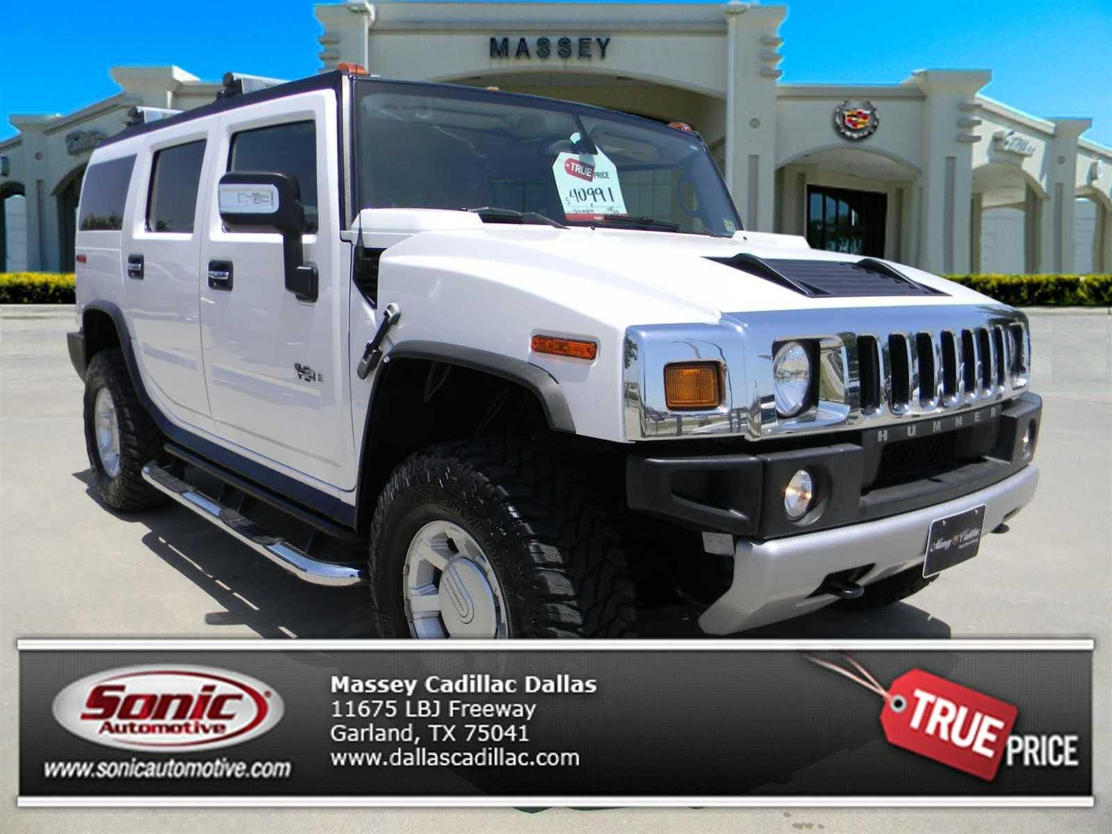 $39 991 Used 2008 HUMMER H2 SUV SUT For Sale