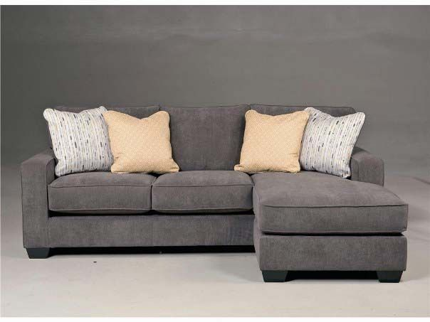 Ashley Furniture Gray Sectional Sofas For Small Es