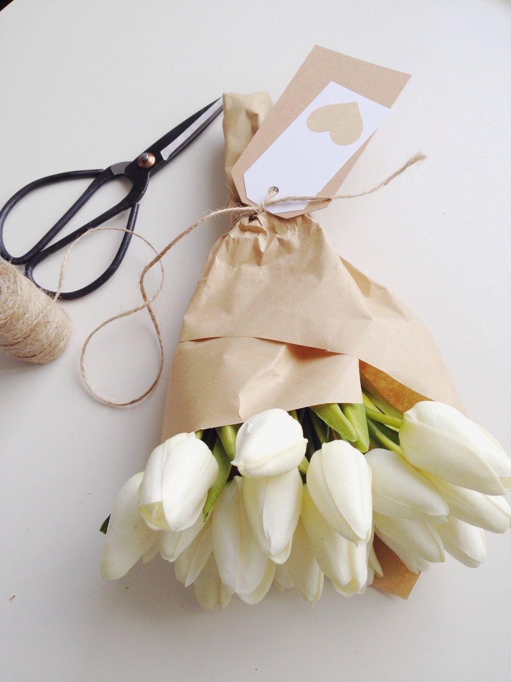 Nov 8 How to wrap flowers like a florist Florists, Wraps