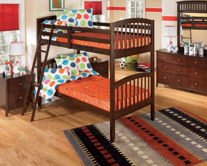 Bunk Bed Mattresses Should Be Thin Enough So That The Safety Rail For Top