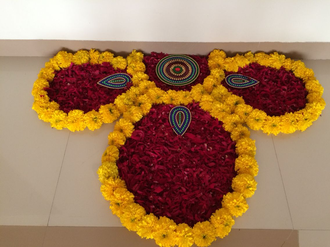 My art Rangoli Pinterest Diwali, Decoration and