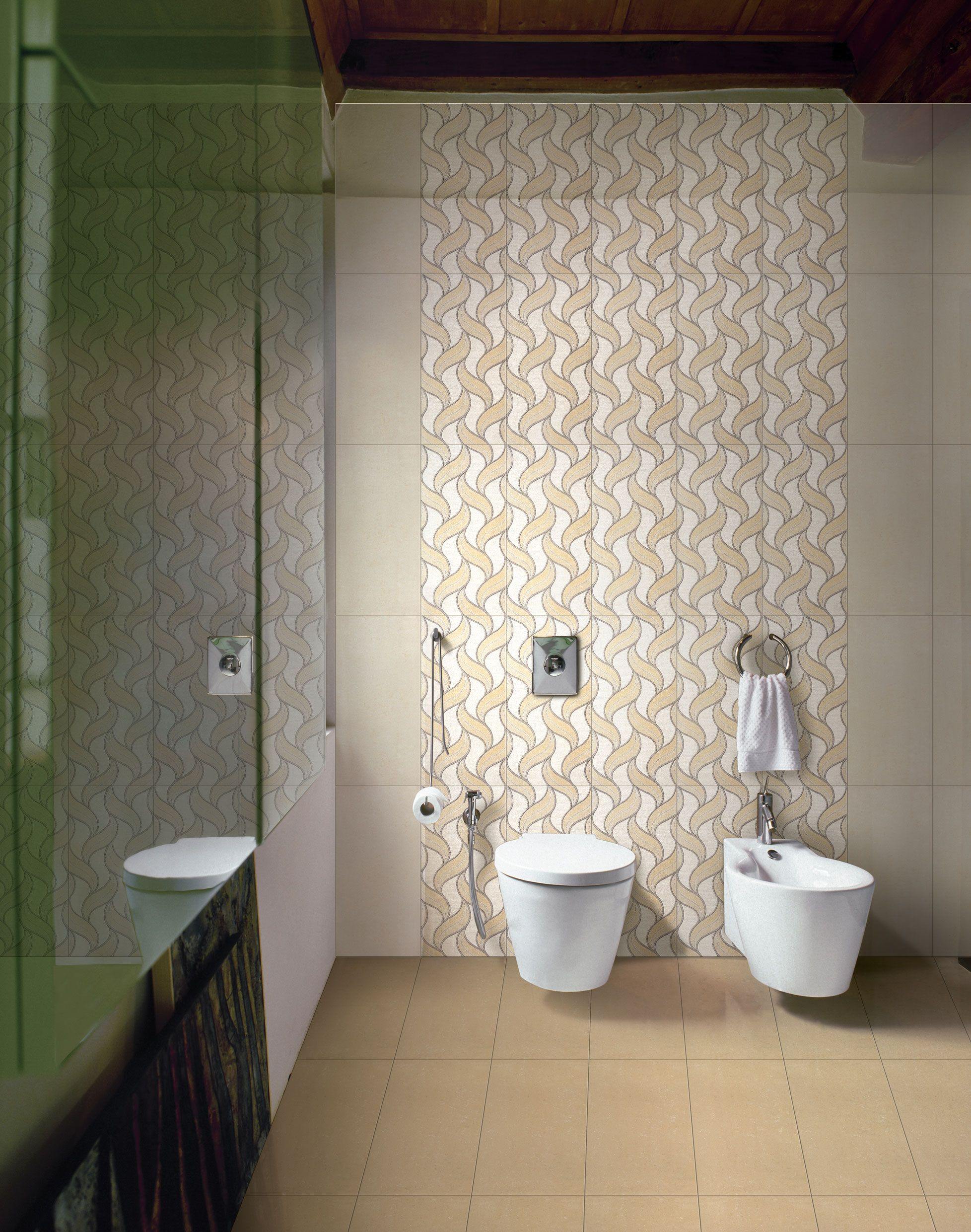 Buy Designer Floor, Wall Tiles for Bathroom, Bedroom