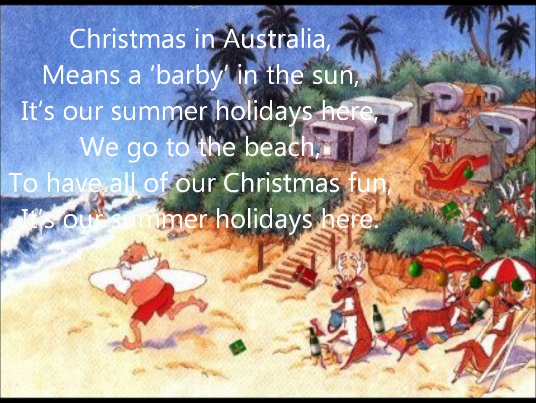 Christmas in Australia Karacsonyi dalok / Új esztendő
