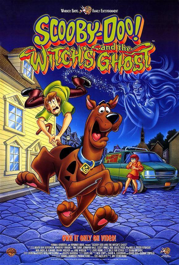ScoobyDoo y el fantasma de la bruja Movies D