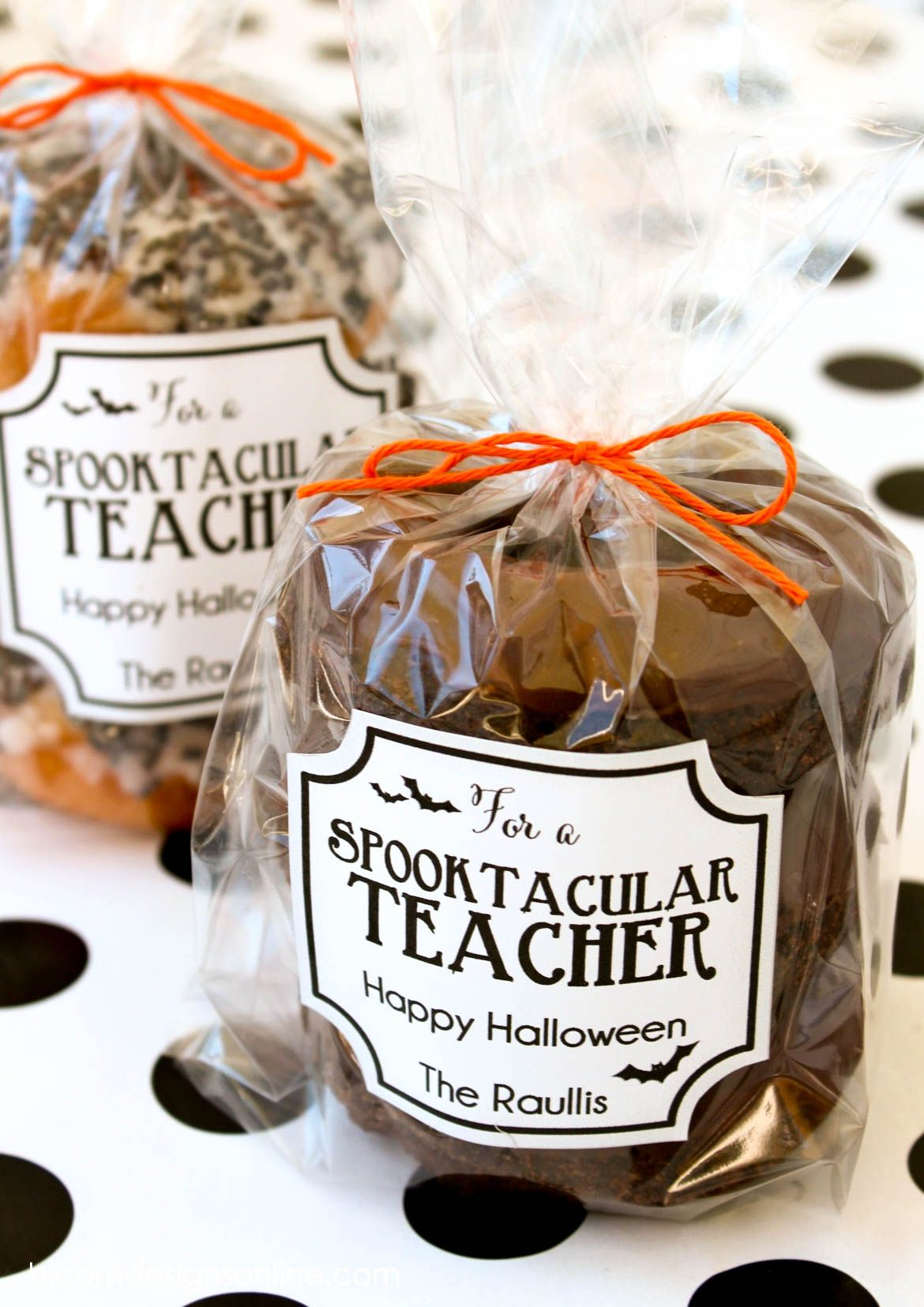 Super Cute Spooktacular Teacher T Idea On Lilluna