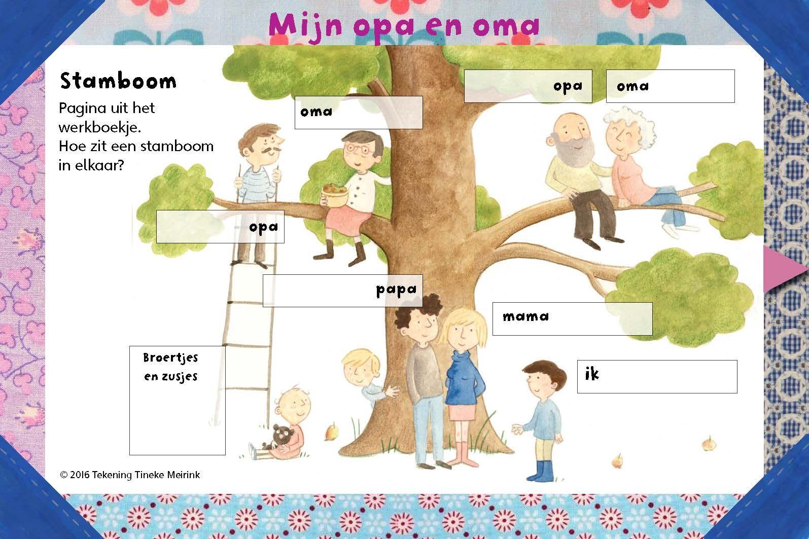 Kinderboekenweek Opa En Oma