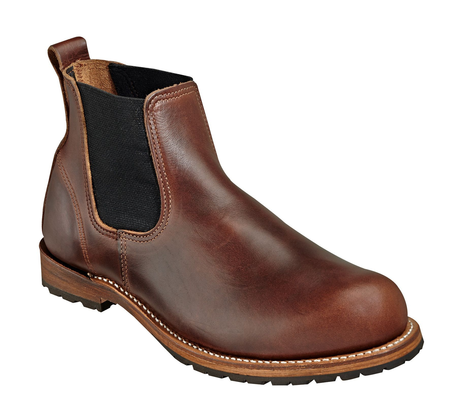 Wood N Stream Mens American Classic Romeo Brown Leather