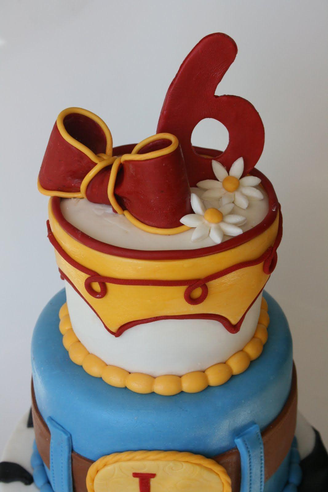 Jessie Toy Story Cake Ideas